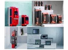 SEW's electronics 'control continuum'