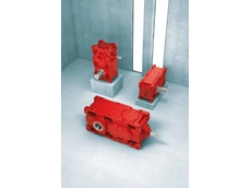 The X-Series industrial gear units from SEW-EURODRIVE are suitable for use in heavy duty applications such as mining conveyors, bucket elevators, crushers, mixers, agitators and shipping cranes