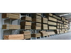 Cantilever racking systems available from ShelFrame