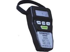 Compact force gauge