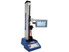 Mecmesin MultiTest-xt touch screen controlled test frame