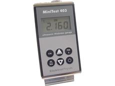 MiniTest 403 precision ultrasonic micrometer