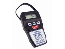 The Mecmesin CFG+ digital force gauge