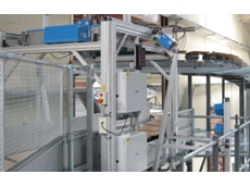 Volume Measurement and Identification on Tray Sorter
