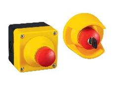 ES21 series emergency stop buttons