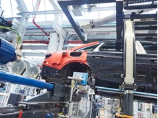 At its Neckarsulm plant, Audi is relying on an RFID-based identification solution that covers all the tasks being carried out at every stage of production.