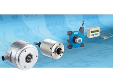 Encoders from SICK