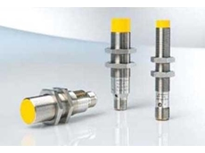 Inductive safety switches with cylindrical construction from SICK