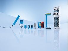 Smart sensors ensure efficient machine communication.