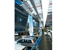 Intelligent RFID technology closes gaps in the automotive supply chain