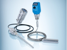LFP Inox and LFP Cubic sensors for level and point level measurement
