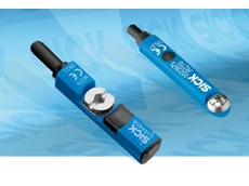 Magnetic Cylinder Sensors from SICK