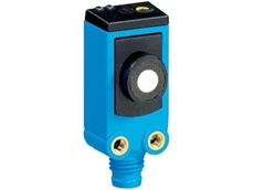 New series mini ultrasonic sensors available from Sick