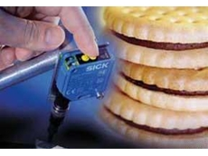 Photoelectric sensors from SICK for wafer and biscuit baking plants