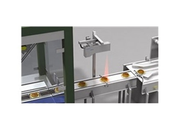 Automated hamburger quality control with Smart Camera innovation