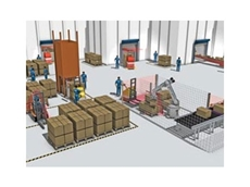 Receiving Area Solutions for Warehouse and Distribution from SICK
