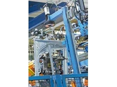 SICK develops PLM system solution for flexible use of robots in automotive body assembly