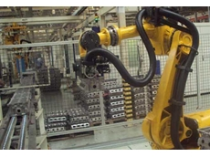 SICK's 3D smart camera used for automatic order picking on Chinese car production line