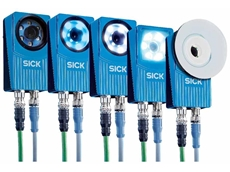 SICK's Inspector I40-IR vision sensors for powerful part inspection using infrared light
