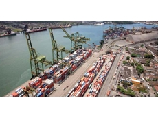 SICK's laser measurement sensors prevent collisions at container ports