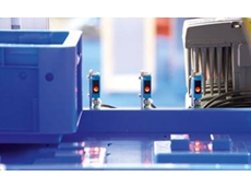 SICK's Miniature Photoelectric Sensors Integrated in Automated Small Part Stock for Reliable Container Detection