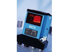 SICK's image-based OLM200 linear measurement sensor with PROFIBUS interface