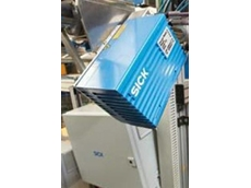 SICK's VMS520 sorter offers certified volume measurement even for irregularly shaped packages