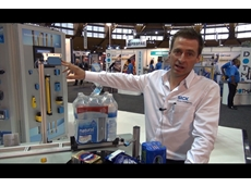 Tim Baron demonstrates a variety of MultiTask photoelectric sensors
