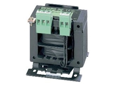Safety isolating transformers