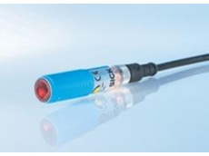 V180-2 cylindrical photoelectric switches available from Sick