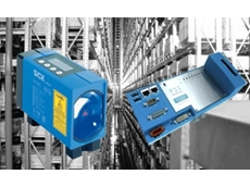 Sick's Laser Distance Measurement Systems Enable Exact Positioning of Storage and Retrieval Systems