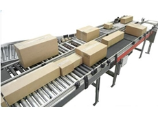 Sick's Photoelectric Sensors Installed on Accumulating Conveyors for Direct Handling of Carton Boxes