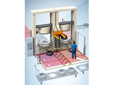 Safe Tire Curing Solutions is a solution for protecting the hazardous area of tire curing machines