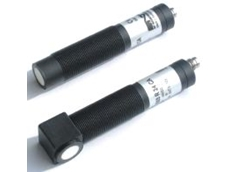Ultrasonic distance sensors for confined conditions.
