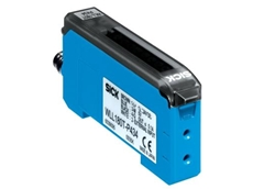 WLL180T fibre-optic photoelectric sensor