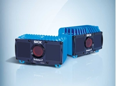 Wide range of applications for indoor use - 3D snapshot with 3vistor-T from SICK