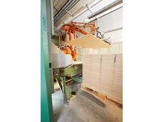 safeHDDM® makes safety laser scanners immune to wood chippings