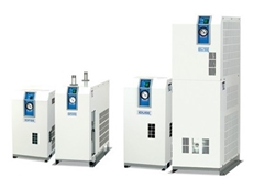 IDF Series refrigerated air dryers