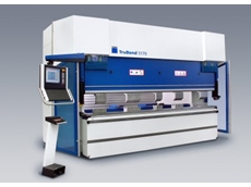 TuffBend steel folding machine is one of ten press brake machines used at SMC Precision Sheetmetal