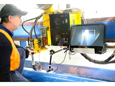 MeltViewwelding camera for safety from welding flash