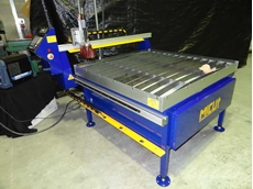 MiCut profile cutting machine