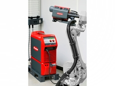 Fronius robotic welding system