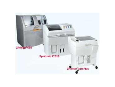 SOS Components Z range of 3D Printers