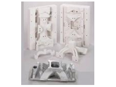ZCAST metal casting services offered by SOS Components