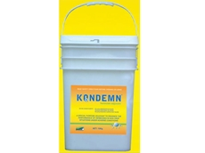 Kondemn Herbicide Adjuvant with Oil Impregnated Powder Technology by SST