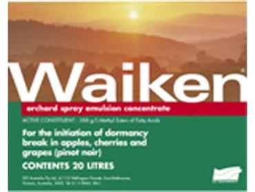 Waiken from SST Australia