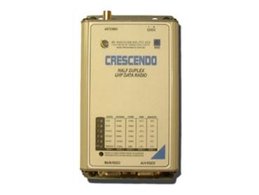 Crescendo Data Radio Modem Series SCADA Telemetry Monitoring Systems
