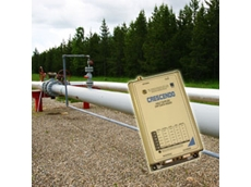 Pipeline Monitoring with Data Radio Telemetry Modem