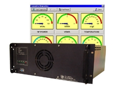 VHF Digital Paging Transmitter for Wide Area Simulcast POCSAG and FLEX Paging Systems