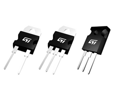 ST's SiC diodes